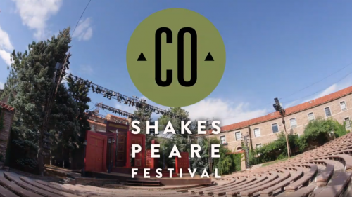 Logo for Colorado Shakespeare Festival